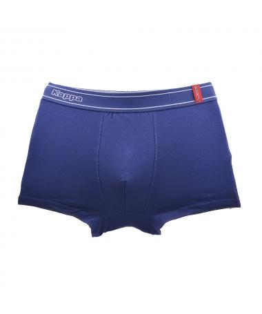 Boxeri De Barbati Kappa 55 Albastri - Trendmall.ro