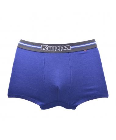 Boxeri De Barbati Kappa 52 Albastri - Trendmall.ro