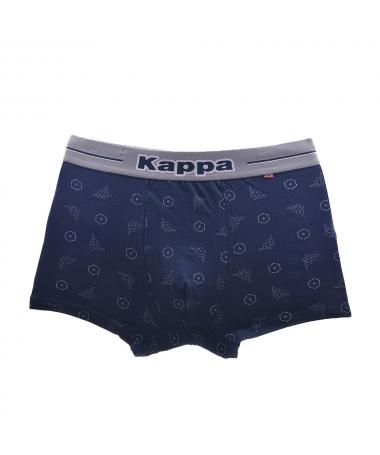 Boxeri De Barbati Kappa 90 Albastru Inchis - Trendmall.ro