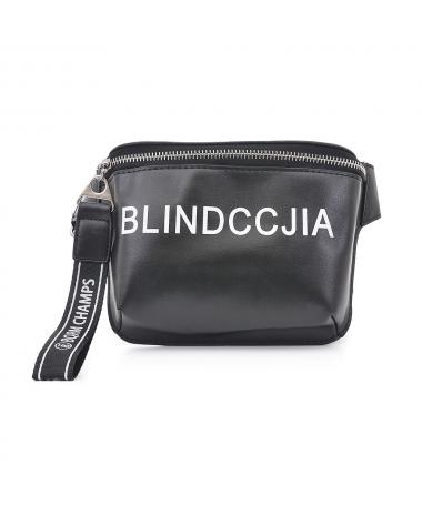 Borseta De Dama Blind Negra - Trendmall.ro