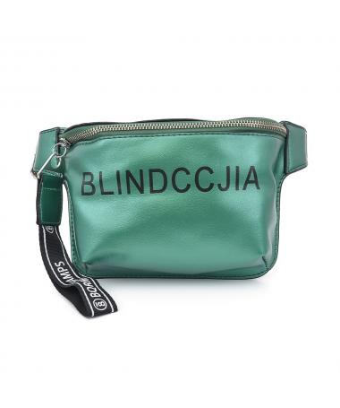 Borseta De Dama Blind Verde - Trendmall.ro