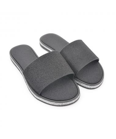 Papuci De Dama Zanis Negri - Trendmall.ro