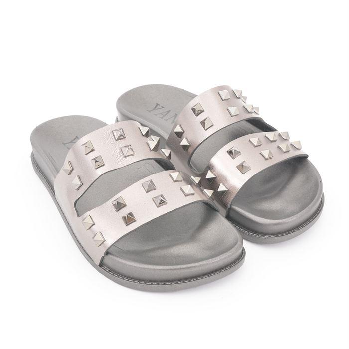Papuci De Dama Izan Arginti - Trendmall.ro
