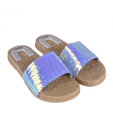 Papuci De Dama Oroz Arginti - Trendmall.ro