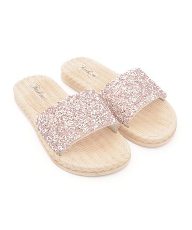 Papuci De Dama Sarma Roz - Trendmall.ro