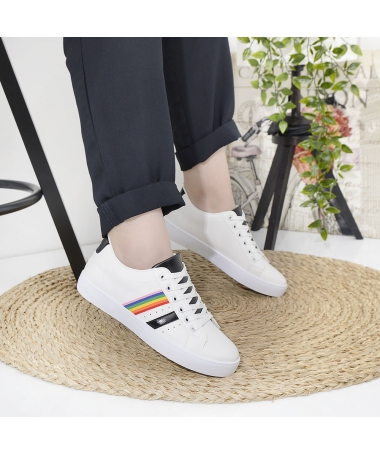Pantofi Sport De Dama Reini Albi - Trendmall.ro