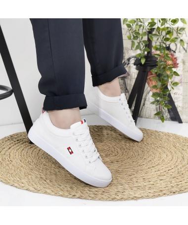 Pantofi Sport De Dama Termi Albi - Trendmall.ro