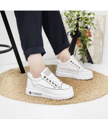 Pantofi Sport De Dama Adami Albi - Trendmall.ro