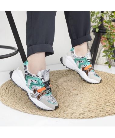 Pantofi Sport De Dama Takin Verzi - Trendmall.ro