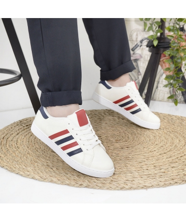 Pantofi Sport De Dama Safri Albi - Trendmall.ro