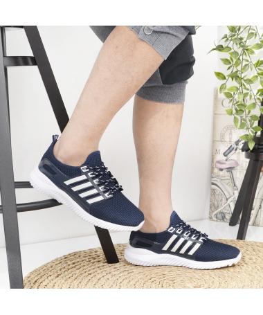 Pantofi Sport De Barbati Adrianis Albastri - Trendmall.ro