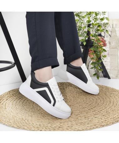 Pantofi Sport De Dama Gabron Negri - Trendmall.ro