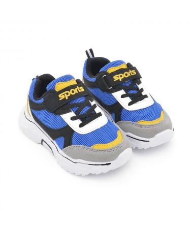 Pantofi Sport De Copii Roni Albastri - Trendmall.ro