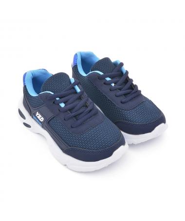 Pantofi Sport De Copii Yed Albastri - Trendmall.ro