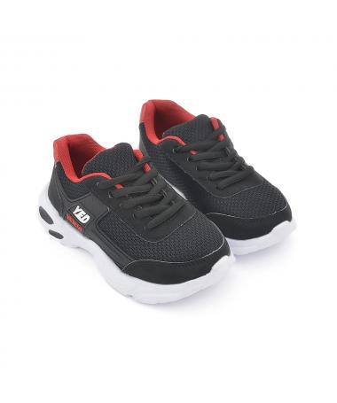 Pantofi Sport De Copii Yed Negri - Trendmall.ro