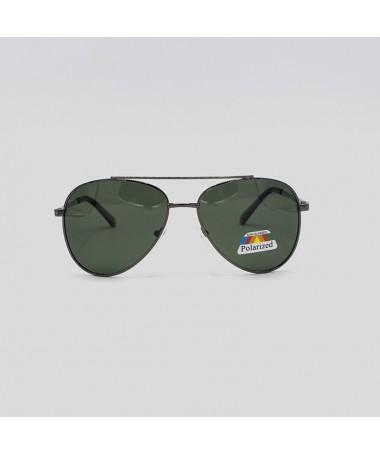 Ochelari De Soare Aviator Polarizati Leya Unisex Verzi - Trendmall.ro