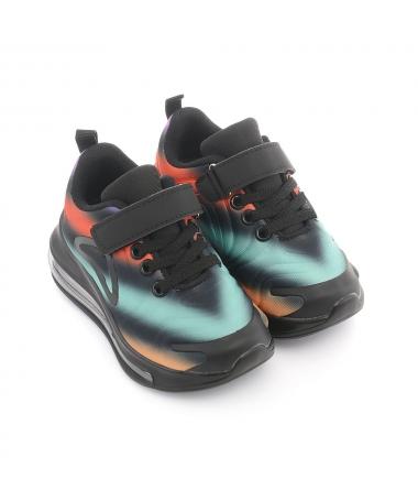 Pantofi Sport De Copii Actua Negri - Trendmall.ro