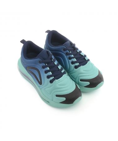 Pantofi Sport De Copii Zanis Albastru Deschis - Trendmall.ro
