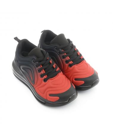 Pantofi Sport De Copii Zanis Rosii - Trendmall.ro