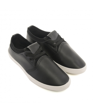 Pantofi Sport De Dama Pile Negri - Trendmall.ro