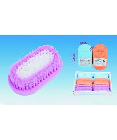 Perie Din Plastic Pentru Haine, 10.5x5.8x3CM - Trendmall.ro