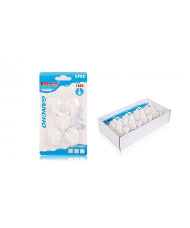 Set 5 Agatatoare Cuier Din Plastic, 1.0KG - Trendmall.ro