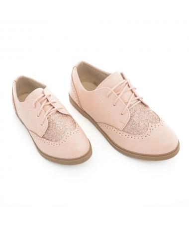 Pantofi Casual De Copii Fanias Roz - Trendmall.ro