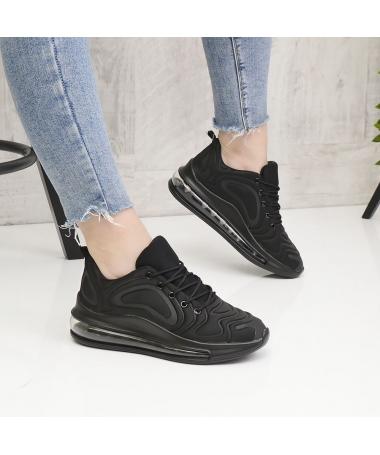 Pantofi Sport De Dama Stone Negri - Trendmall.ro