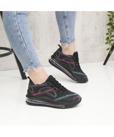 Pantofi Sport De Dama Stone Multicolori - Trendmall.ro