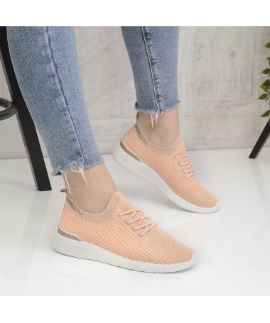 Pantofi Sport De Dama Elasto Roz - Trendmall.ro
