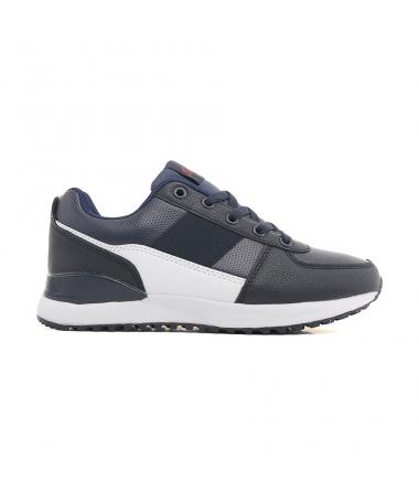 Pantofi Sport De Barbati Enion Albastri - Trendmall.ro
