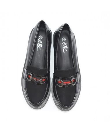 Pantofi Velma De Dama Negri - Trendmall.ro