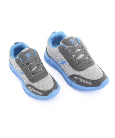 Pantofi Sport De Copii Hanedi Albastri - Trendmall.ro