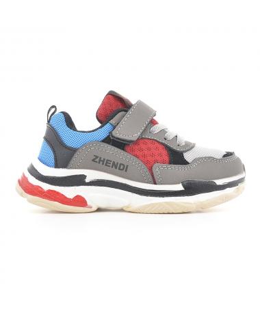 Pantofi Sport De Copii Zendi Gri - Trendmall.ro