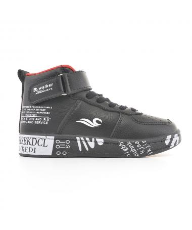 Pantofi Sport De Copii Annaxie Negri - Trendmall.ro