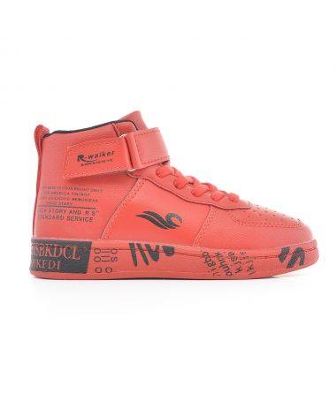 Pantofi Sport De Copii Annaxie Rosii - Trendmall.ro