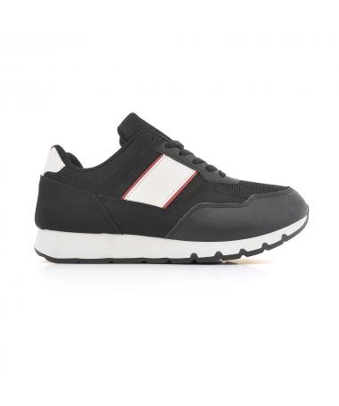 Pantofi Sport De Barbati Amar Negri - Trendmall.ro