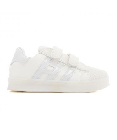 Pantofi Sport De Copii Haricleia Albi - Trendmall.ro