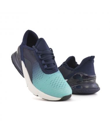 Pantofi Sport De Barbati Pops Albastru Deschis - Trendmall.ro