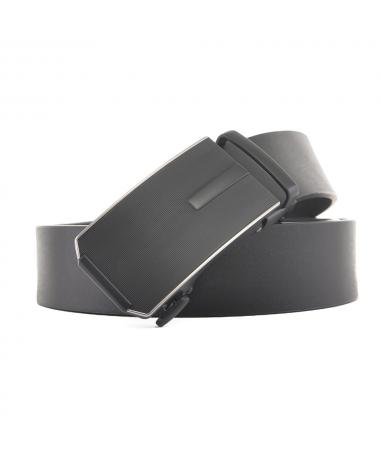 Curea Neagra De Barbati Cu Catarama Neagra KL11 - Trendmall.ro