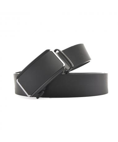 Curea Neagra De Barbati Cu Catarama Neagra KL32 - Trendmall.ro