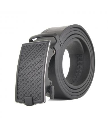 Curea Neagra De Barbati Cu Catarama Neagra KL33 - Trendmall.ro