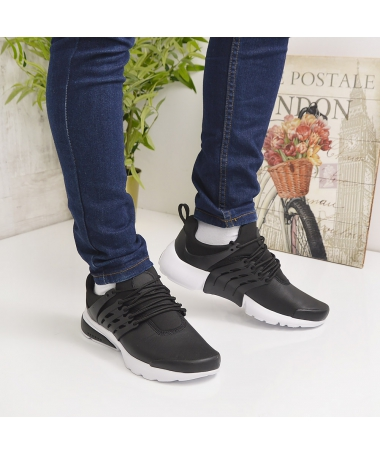 Pantofi Sport De Barbati Dasca Negri - Trendmall.ro