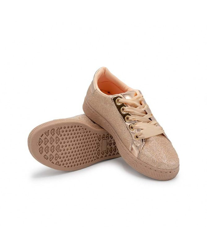 Pantofi Sport Cayter De Dama Champagne - Trendmall.ro