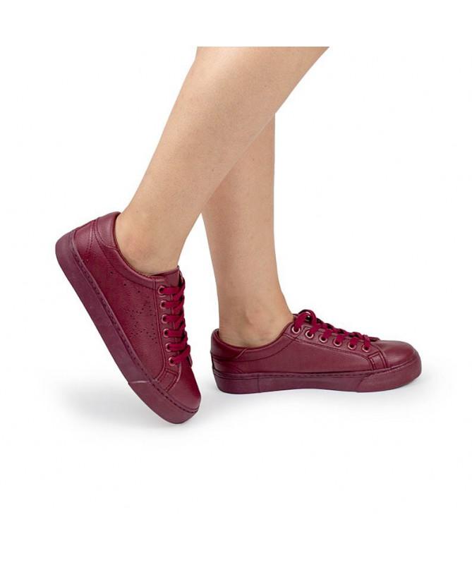 Pantofi Sport De Dama Staria Rosii - Trendmall.ro