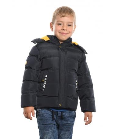 Geaca De Copii Restes Albastru Inchis - Trendmall.ro