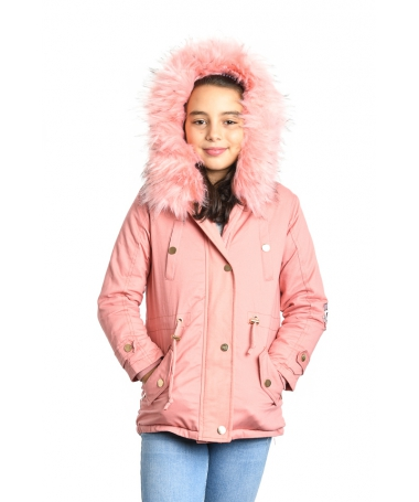 Geaca De Copii Cotino Roz - Trendmall.ro
