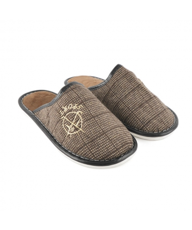Papuci De Casa De Barbati Greg Maro - Trendmall.ro