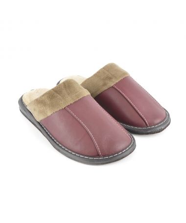 Papuci De Casa De Dama Casendon Visini - Trendmall.ro