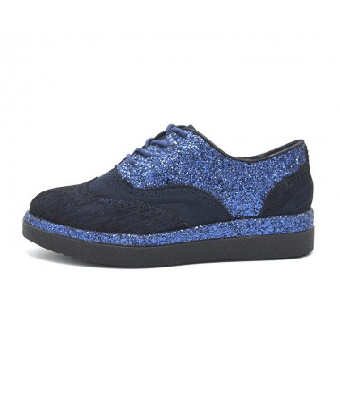 Pantofi De Dama Volk Bleumarin - Trendmall.ro